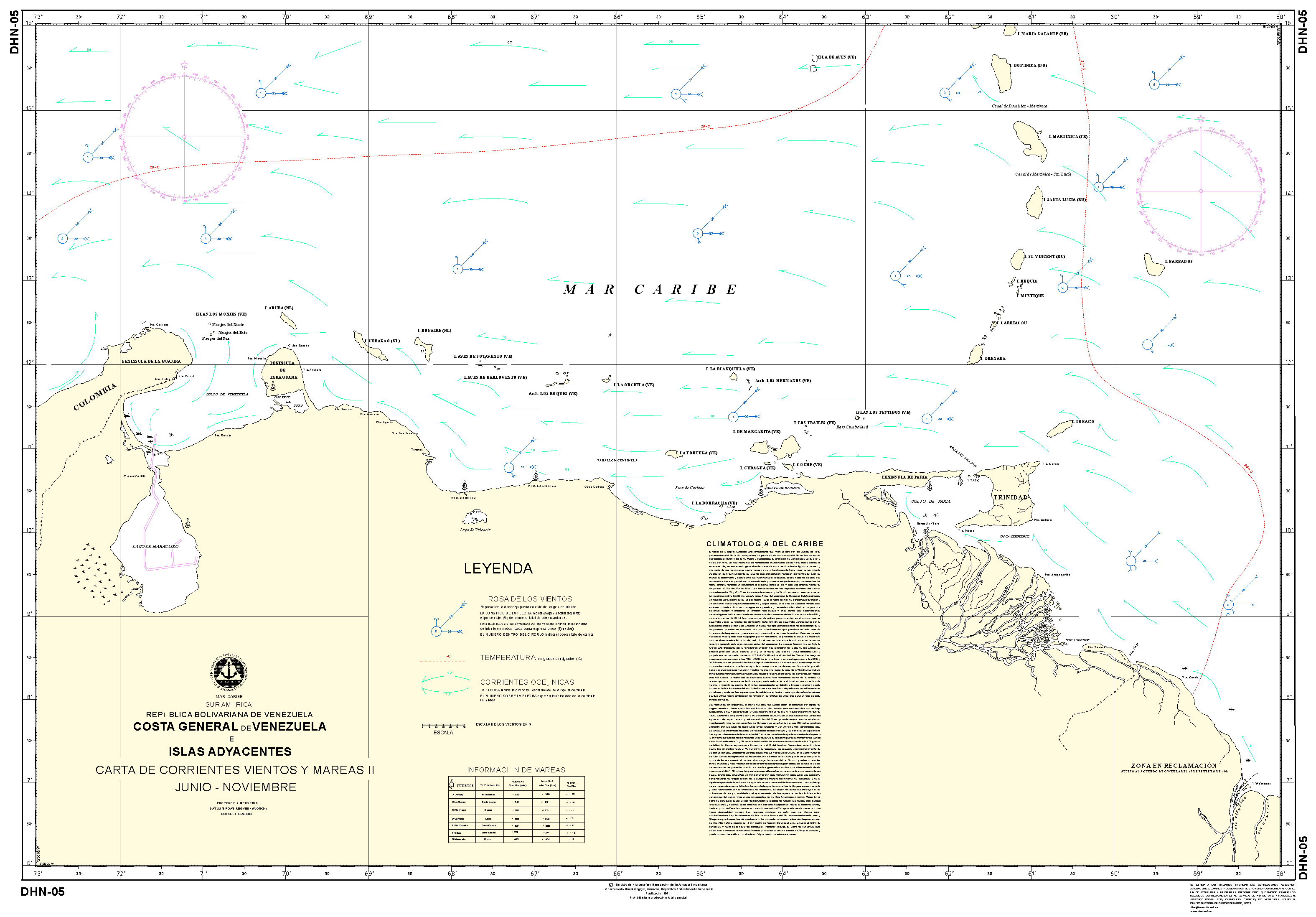 Nautical Free: Online free nautical charts and publications